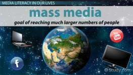 What Is Mass Media Definition Types Influence Examples