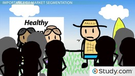 Market Segmentation: Why Market Segments Are Important to Marketers