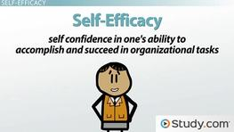 Self-Efficacy & Self-Monitoring in Organizational Behavior