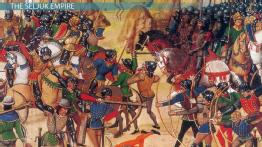 Seljuk Battles with the Crusaders & the Mongols