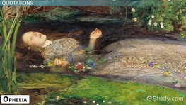 Shakespeare's Ophelia: Character & Quotes