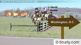 Shenandoah Valley Campaigns: Summary, Timeline & Significance