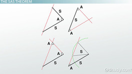 Side-Angle-Side (SAS) Triangle: Definition, Theorem & Formula