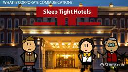 Corporate Communication in the Hospitality & Tourism Industry