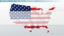 The Great Migration: Definition & Causes
