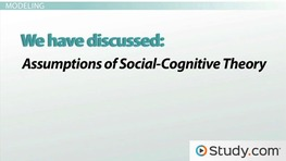 Social-Cognitive Learning Theory: Definition and Examples