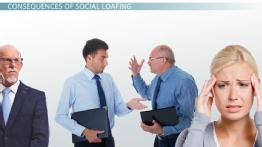 Social Loafing: Definition, Examples & Theory