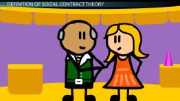 Social Contract Theory: Definition & Examples