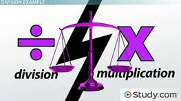 Solving Equations Using the Multiplication Principle