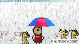 Spanish Idioms to Describe Weather and the Seasons