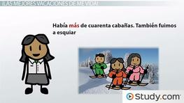 Spanish Practice Activity: Read & Listen to Vacation Conversations