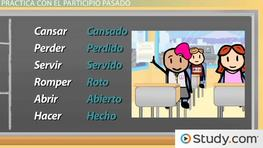 Spanish Grammar: The Past Participle
