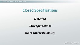 Writing Technical Specifications