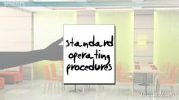 Standard Operating Procedures: Definition & Explanation
