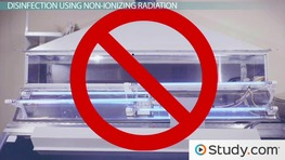 Sterilization by Irradiation: Method & Types