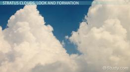 Stratus Clouds: Definition & Facts