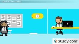 case studies on stress management at work