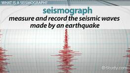 Seismograph Lesson for Kids: Definition & Uses