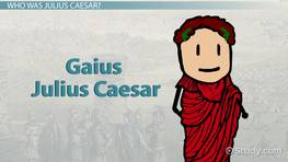 Importance of Julius Caesar to History