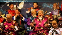 What Is Ethnomusicology? - Definition & History