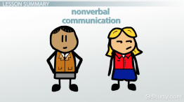 Nonverbal Taboos: Definition & Examples