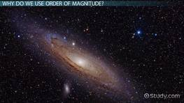 Order of Magnitude: Definition & Examples