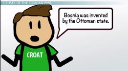 The Bosnian War (1992-1995)