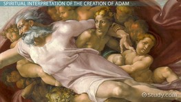 The Creation of Adam by Michelangelo: Analysis & Overview
