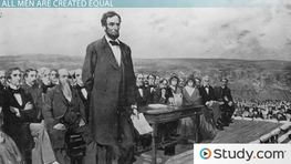 Gettysburg Address: Summary & Analysis