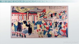 The Imperial State & Scholar-Official Class in Middle Imperial China