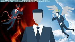 The Marriage of Heaven and Hell by Blake: Summary & Poem Analysis