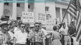The Origins of Civil Rights: History & Overview