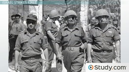The Six-Day War of 1967: Causes & Timeline