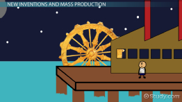 The First Industrial Revolution: Causes, Inventions & Effects