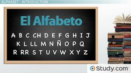 The Full Spanish Alphabet: Pronunciation & Audio