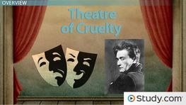 Theatre of Cruelty: Artaud
