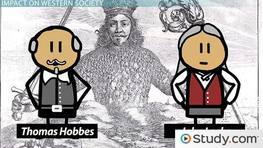 Thomas Hobbes & John Locke: Political Theories & Competing Views