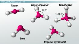 VSEPR Theory & Molecule Shapes