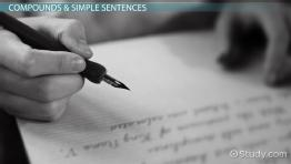 What are Simple Sentences? - Examples & Concept