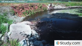 Alluvial Channels: Definition & Types