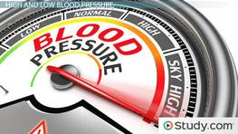 High & Low Blood Pressure: Causes & Treatment