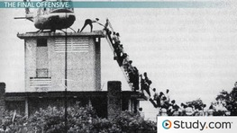 The Fall of Saigon During the Vietnam War: Causes and Timeline