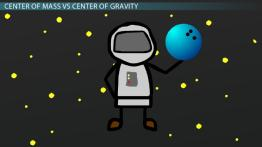 Understanding the Center of Mass & Center of Gravity