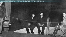 Theater of the Absurd: Definition & Characteristics