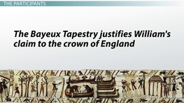 The Bayeux Tapestry: Subject & Technique