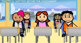 Administering Assessments in the Classroom