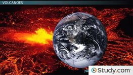 Earthquakes and Volcanoes: Evidence of Earth's Inner Layers
