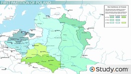 The Partition of Poland: History, Timeline & Causes