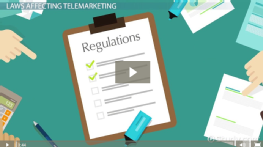 What is Telemarketing? - Definition, Examples & Laws