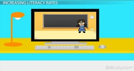 Using Technology for Literacy Development